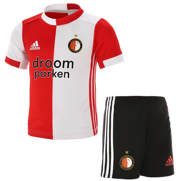 Maillot Football Feyenoord Rotterdam Domicile Enfant 2019-20 Rouge