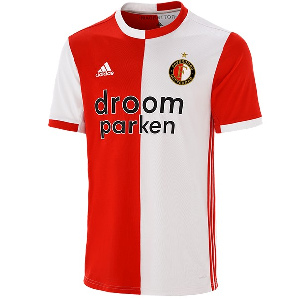 Maillot Football Feyenoord Rotterdam Domicile 2019-20 Rouge