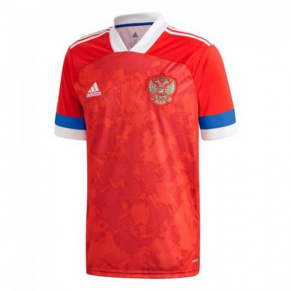 Maillot Football Russie Domicile 2020 Rouge