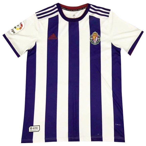 Thailande Maillot Football Real Valladolid Domicile 2019-20 Purpura