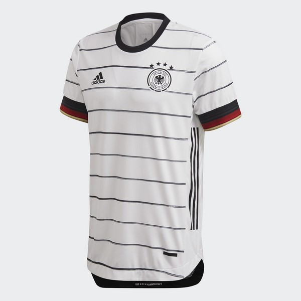 Maillot Football Allemagne Domicile 2020 Blanc