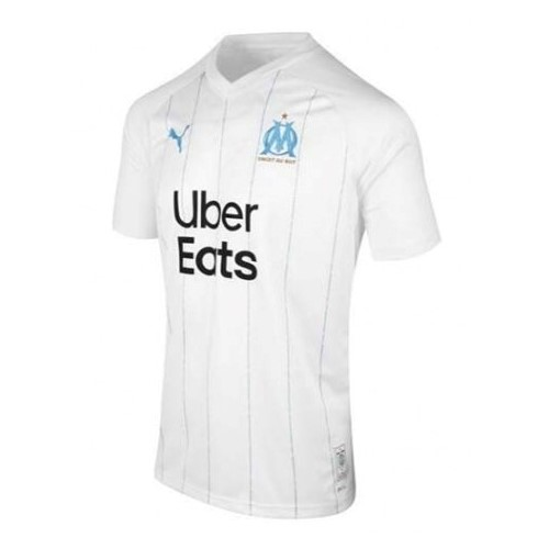 Maillot Football Marseille Domicile 2019-20 Blanc