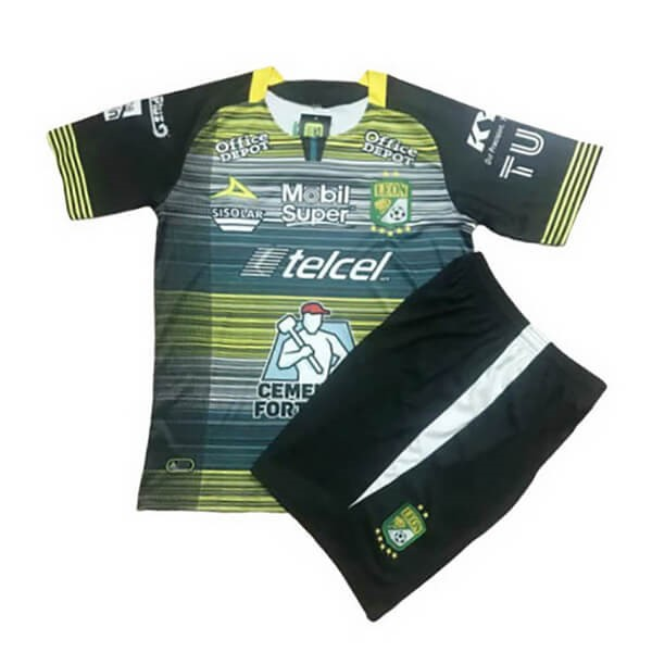 Maillot Football Club León Third Enfant 2020-21 Vert