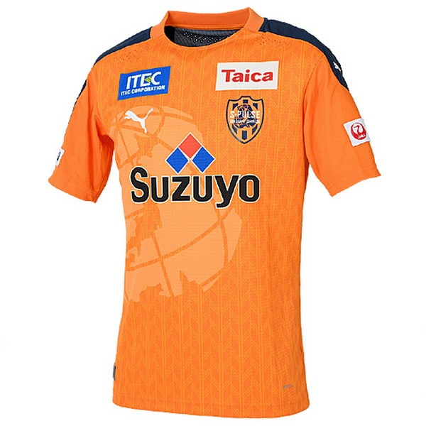 Thailande Maillot Football Shimizu S Pulse Domicile 2020-21 Orange