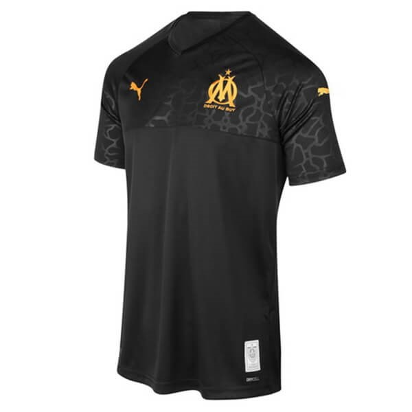 Maillot Football Marseille Third 2019-20 Noir