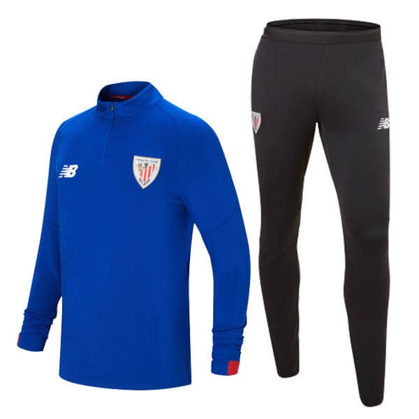 Survetement Football Athletic Bilbao 2019-20 Bleu Marine
