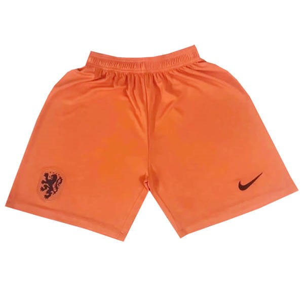 Pantalon Football Pays Bas Domicile 2020 Orange