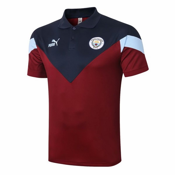 Polo Football Manchester City 2020-21 Bordeaux