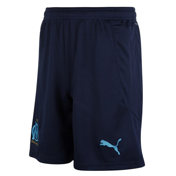 Pantalon Football Marseille Exterieur 2020-21 Bleu