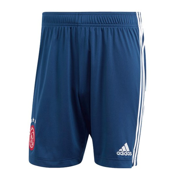 Pantalon Football Ajax Exterieur 2020-21 Bleu