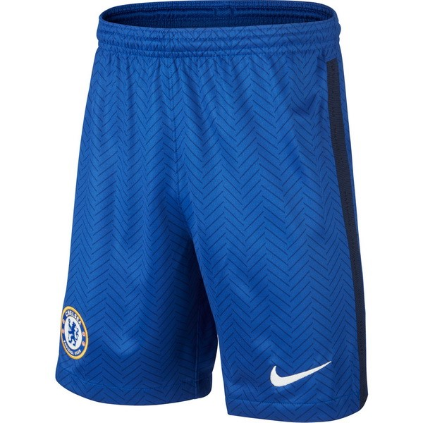 Pantalon Football Chelsea Domicile 2020-21 Bleu