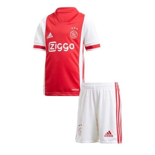 Maillot Football Ajax Domicile Enfant 2020-21