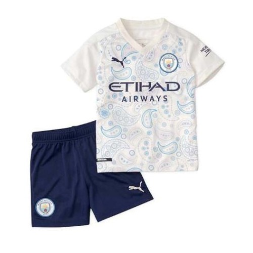 Maillot Football Manchester City Third Enfant 2020-21