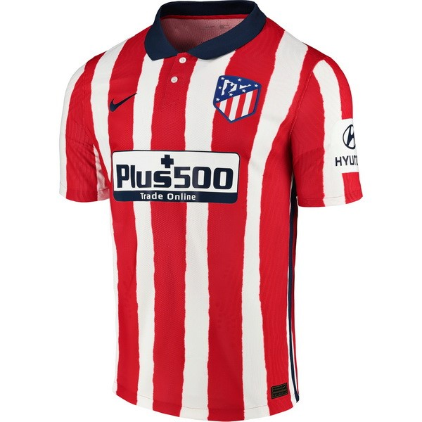 Thailande Maillot Football Atlético Madrid Domicile 2020-21 Rouge
