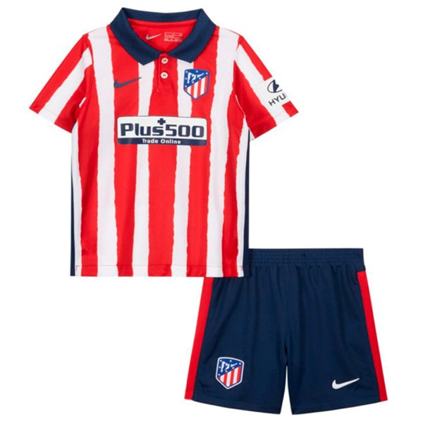 Maillot Football Atlético Madrid Domicile Enfant 2020-21 Rouge