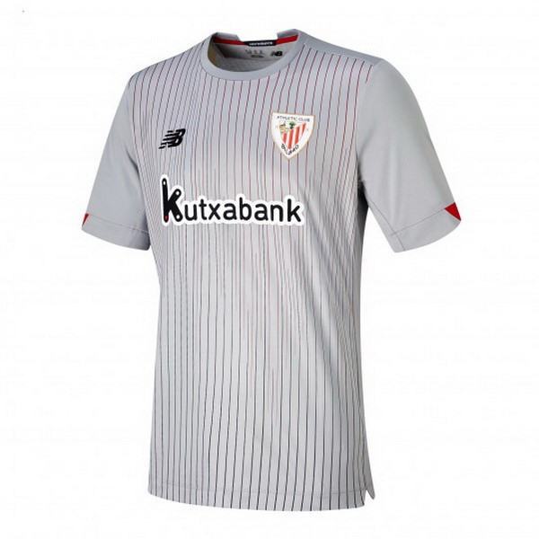 Thailande Maillot Football Athletic Bilbao Exterieur 2020-21 Gris