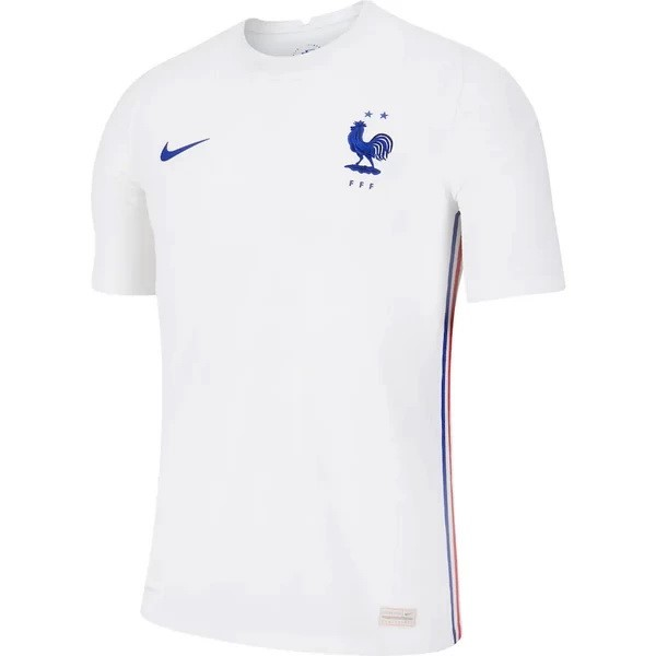 Maillot Football France Exterieur 2020 Blanc