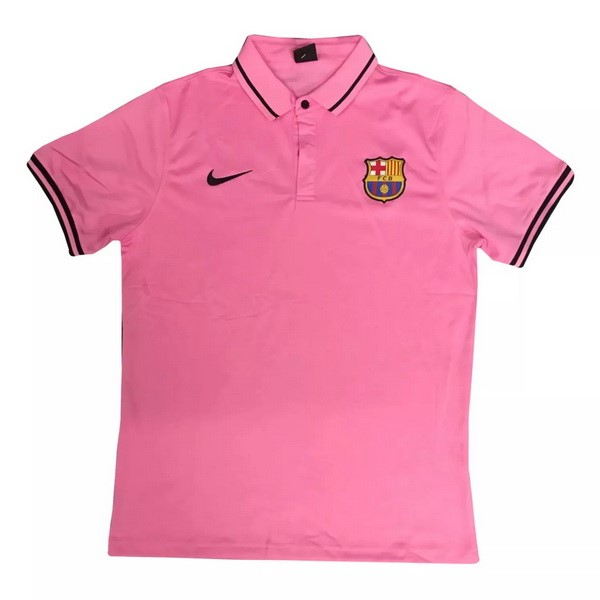 Polo Barcelone 2020-21 Rose Noir