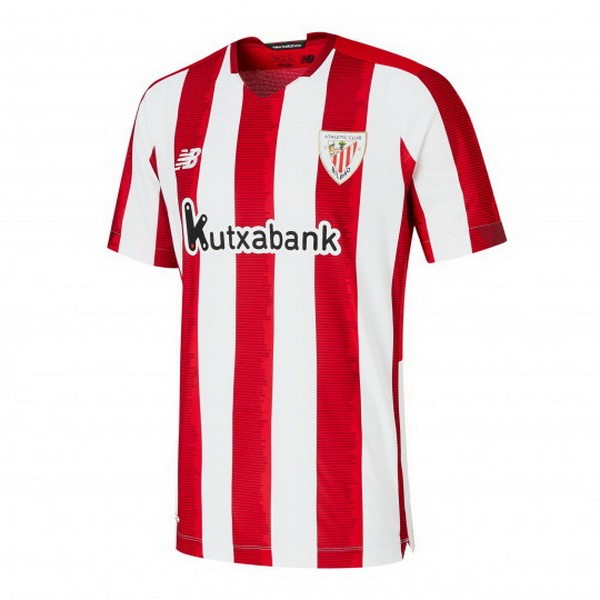 Thailande Maillot Football Athletic Bilbao Domicile 2020-21 Rouge Blanc