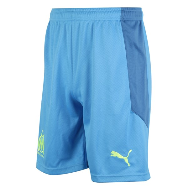Pantalon Marseille Third 2020-21 Bleu