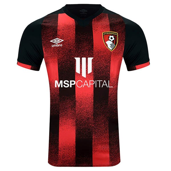 Thailande Maillot Football Bournemouth Domicile 2020-21 Rouge