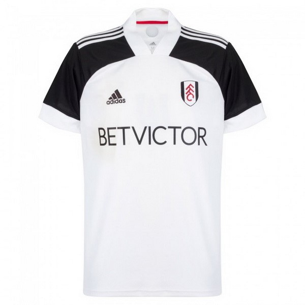 Thailande Maillot Football Fulham Domicile 2020-21 Blanc