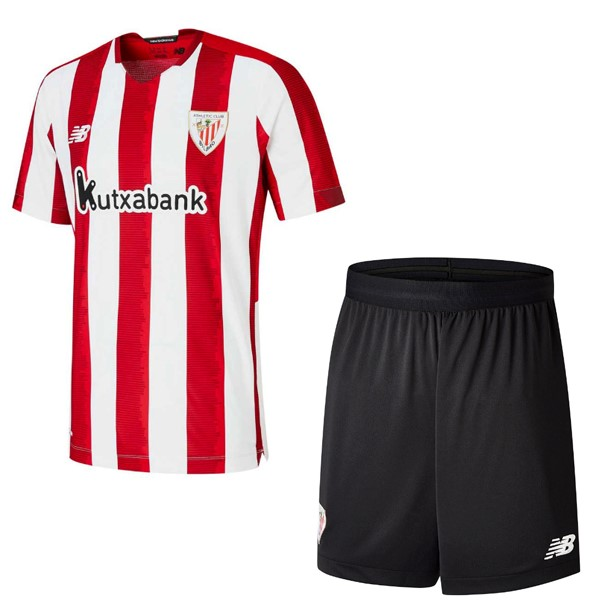 Maillot Football Athletic Bilbao Domicile Enfant 2020-21 Rouge