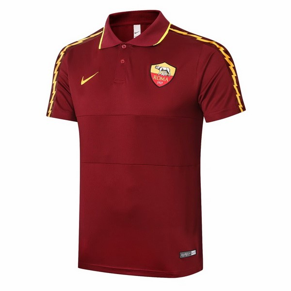 Polo As Roma 2020-21 Bordeaux
