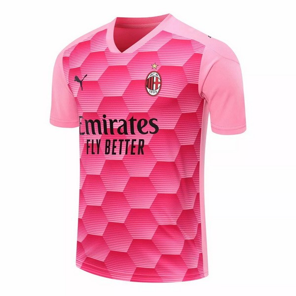 Maillot Football AC Milan Gardien 2020-21 Rose
