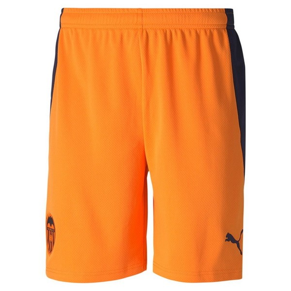 Pantalon Valence Exterieur 2020-21 Orange