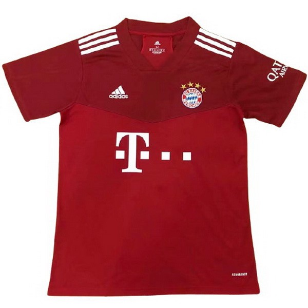 Thailande Maillot Football Bayern Munich Domicile Concept 2021-22 Rouge