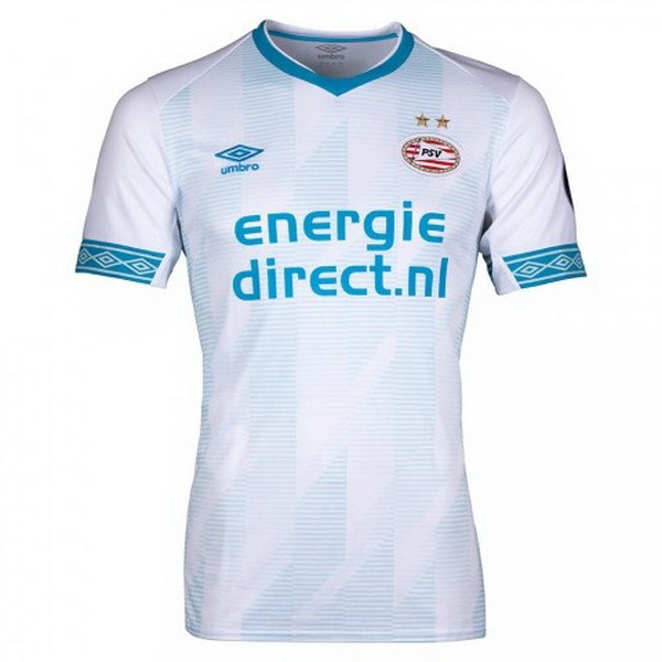 Maillot Football Eindhoven Exterieur 2018-19 Blanc