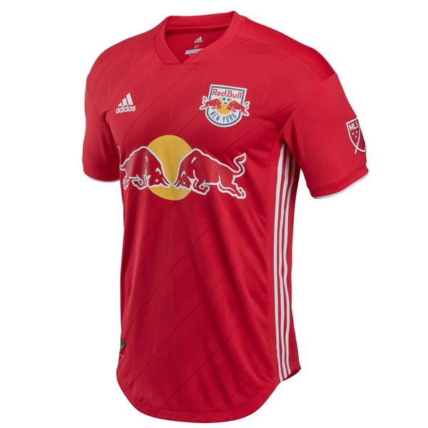 Maillot Football Red Bulls Exterieur 2018-19 Rouge
