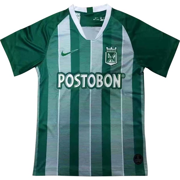 Maillot Football Atlético Nazionale 2018-19 Vert