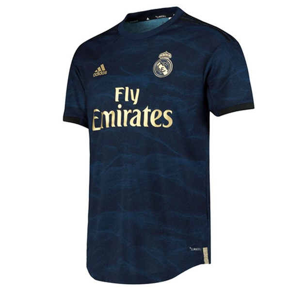 Maillot Football Real Madrid Exterieur 2019-20 Bleu