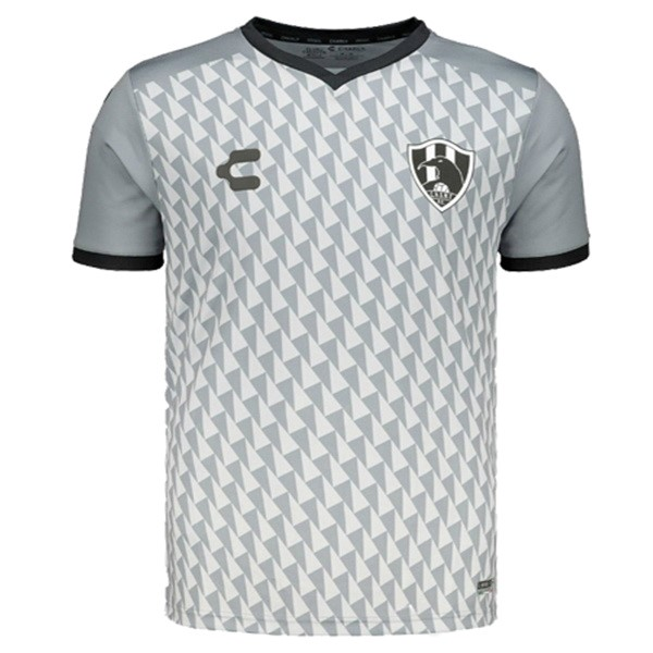 Maillot Football Cuervos Third 2019-20 Gris