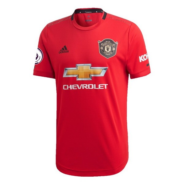 Thailande Maillot Football Manchester United Domicile 2019-20 Rouge