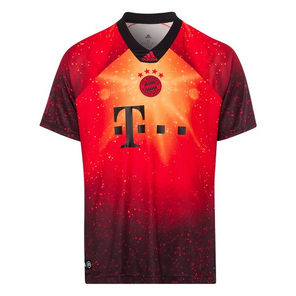 EA Sport Maillot Football Bayern 2018-19 Orange