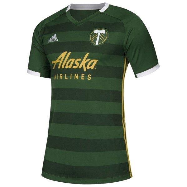 Maillot Football Portland Timbers Domicile 2019-20 Vert