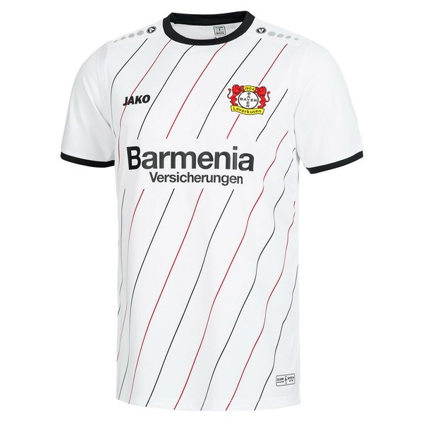 Maillot Football Leverkusen JAKO 30th UEFA CUP 2018-19 Blanc