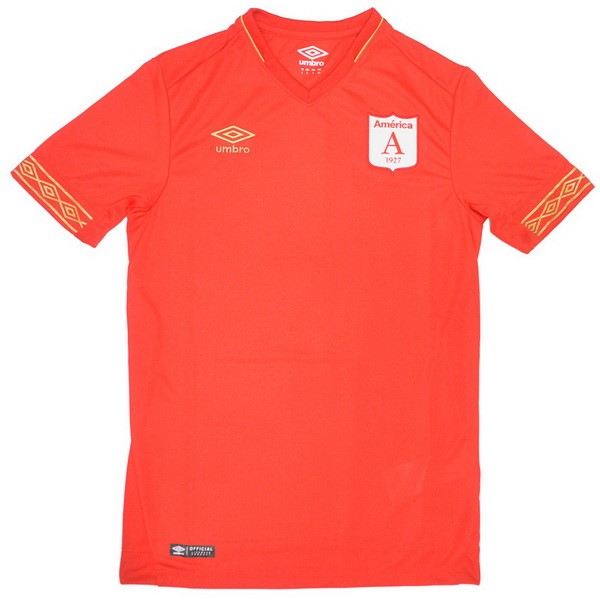 Maillot Football América de Cali Domicile 2019-20 Rouge