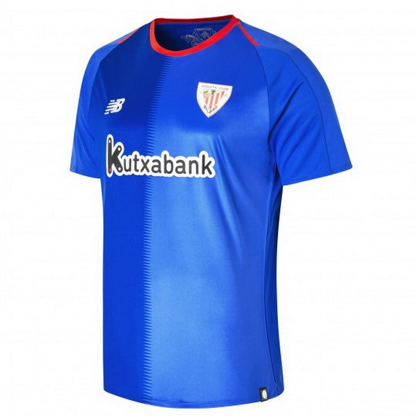 Maillot Football Athletic Bilbao Exterieur 2018-19 Bleu