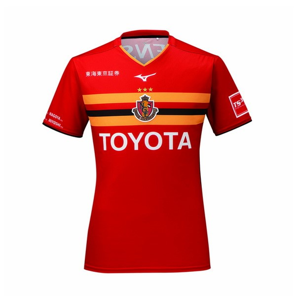 Maillot Football Nagoya Grampus Domicile 2019-20 Rouge