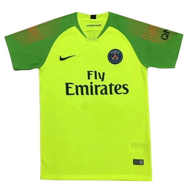Maillot Football Paris Saint Germain Gardien 2018-19 Vert
