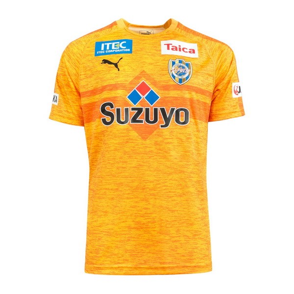 Maillot Football Shimizu S Pulse Domicile 2019-20 Orange