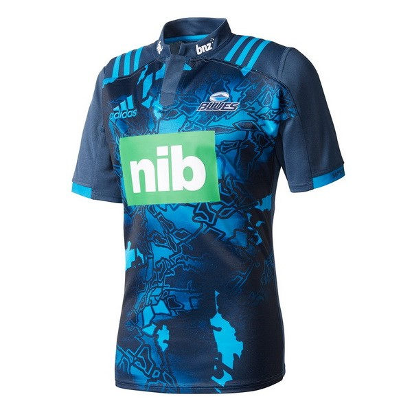 Maillot Rugby Blues 2017 2018 Bleu
