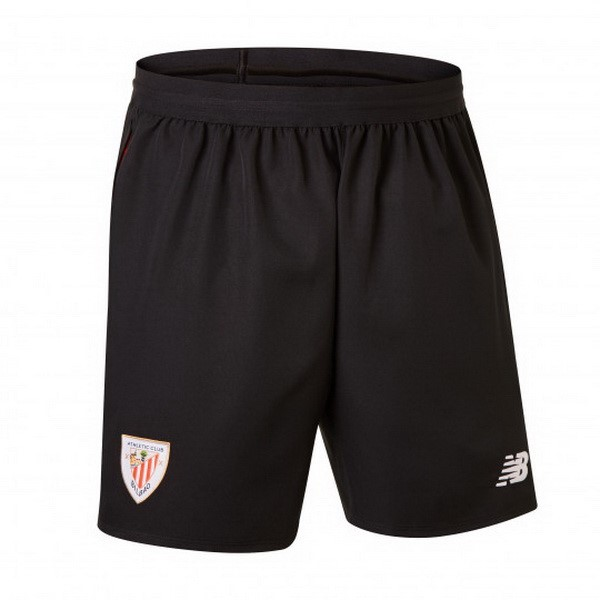 Pantalon Football Athletic Bilbao Domicile 2018-19 Noir