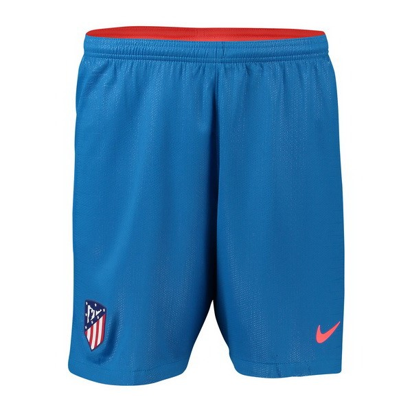 Pantalon Football Atlético Madrid Exterieur 2018-19 Bleu