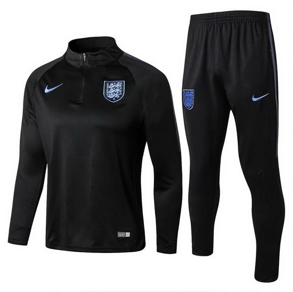 Survetement Football Enfant Angleterre 2018 Noir
