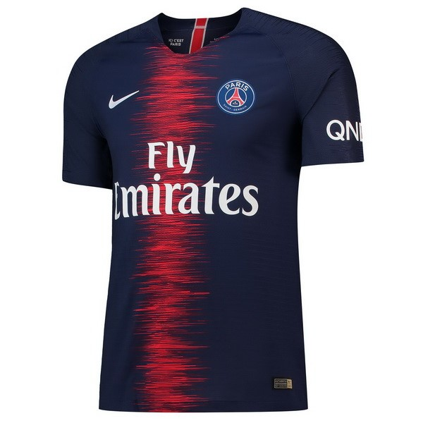 Thailande Maillot Football Paris Saint Germain Domicile 2018-19 Bleu